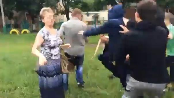 драка в Тобольске