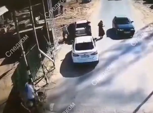 нападение на переправе