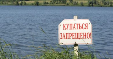 В Ялуторовске утонул ребенок