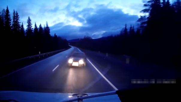 лобовой аварии видео
