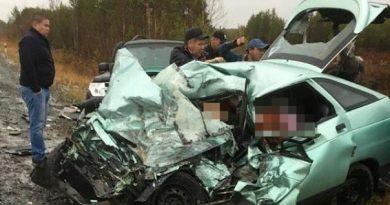 авария Сургут Лянтор
