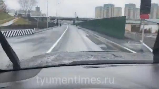 открыли Дамбовскую