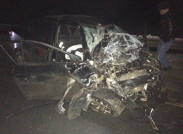 авария на трассе Тюмень