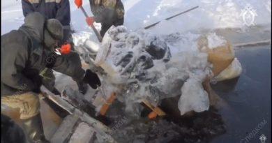 снегоход Югре
