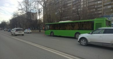 пенсионерка попала под автобус