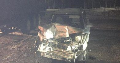 две вечерних аварии Тюмени