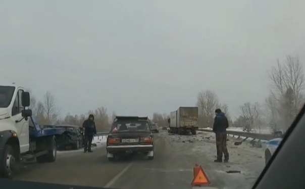 ДТП Тюмень Тобольск