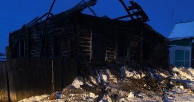 пожары в курганской области