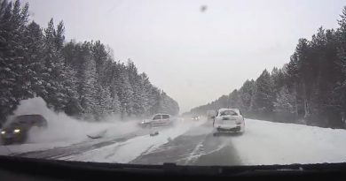 массовой аварии Свердловской