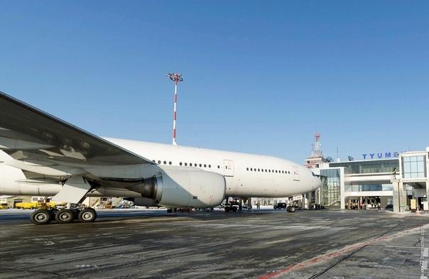 Boeing 777 Рощино