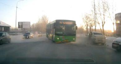 автобус на Дамбовской