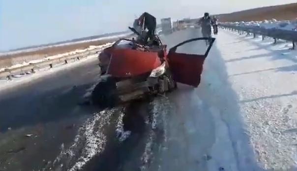 ДТП у Пыть-Яха
