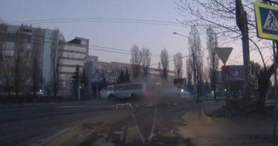 ДТП в Воронеже