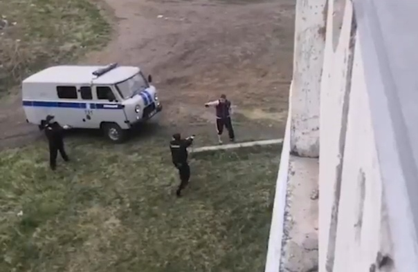 В Новокузнецке наркоман