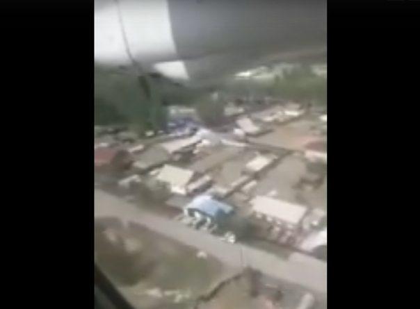 самолет в нижнеанганске
