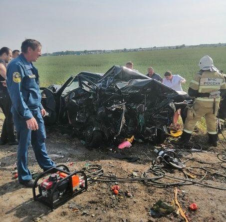 массовая авария под Шорохово