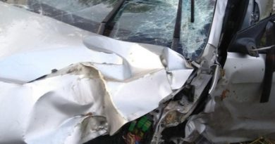 На трассе Ярково-Ялуторовск в кювет улетел KIA, пострадали пять сургутян