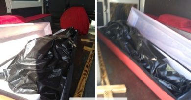 Ветерана похоронили в пакете