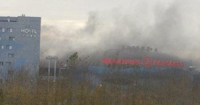 """""""ЛетоЛето"""" в дыму: пожарные выехали по повышенному рангу. Что произошло?"""