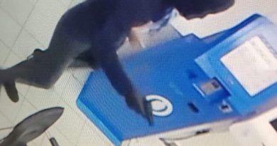 В соцсетях появился скрин с камеры наблюдения ограбленного банка в Тюмени