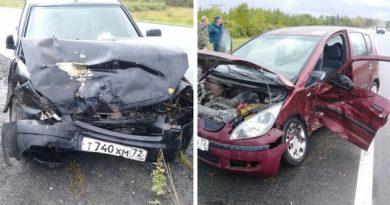 Везли дочь в Рощино, чтобы отправить на операцию в Москву, и попали в аварию