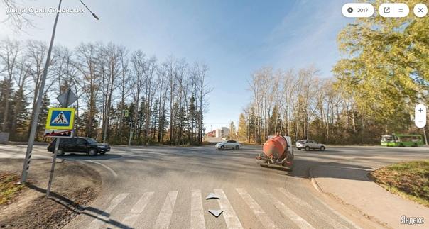 В октябре будет запрещен левый поворот с улицы Семовских на Червишевский тракт