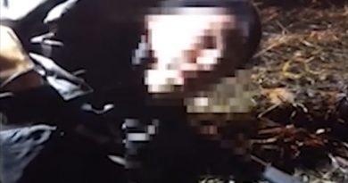 В районе Чикчи трое похитителей врезались в нефтепровод и воровали топливо