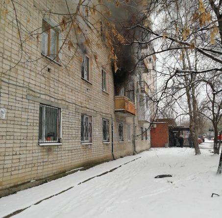 погиб мужчина пожар на Московском тракте
