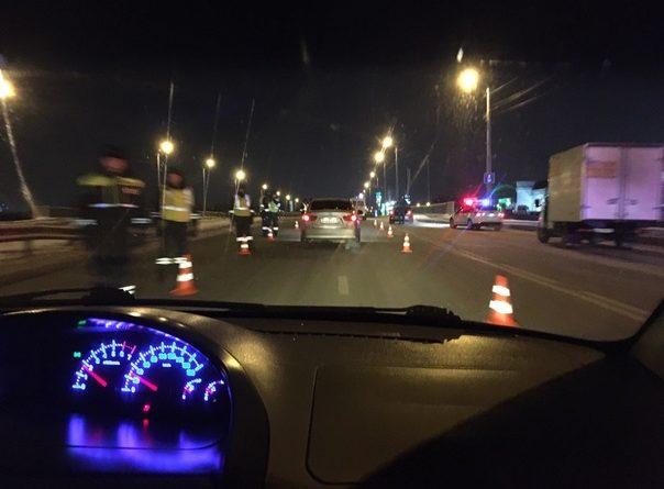 Итоги рейда на Алебашевской: один водитель надышал 0,18 при положенных 0,16