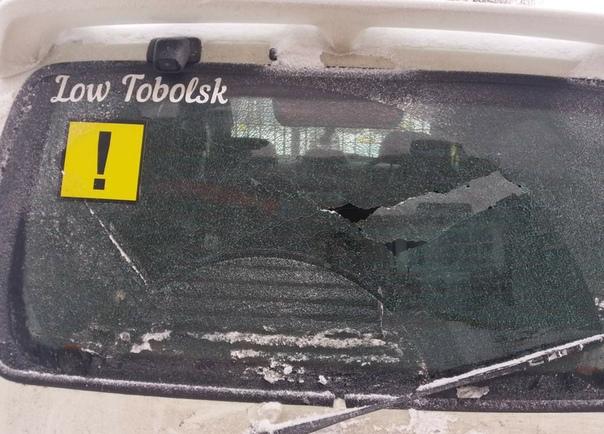 """Был ли выстрел? Инцидент в Тобольске: """"Обстреляли автомобиль с женщиной и детьми"""""""