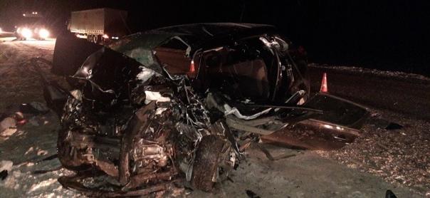 Десять погибших за 8 дней. Хроника смертельных аварий на дорогах Тюменской области