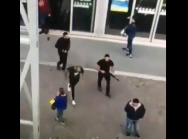 "В Тюмени убили ""стрелка из Кристалла"""