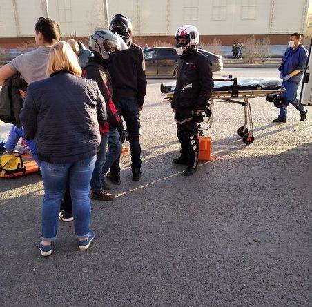 Открытие мотосезона в Тюмени: в выходные попали в ДТП двое мотоциклистов