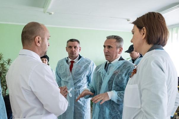 Из-за коронавируса губернатор Моор объявил ограничение на проведение массовых мероприятий