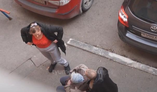 Стало известно, кто избил пенсионерку в инвалидном кресле в Тюмени