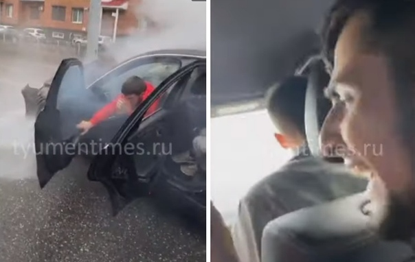 """Водителя """"Мерседеса"""", влетевшего в столб на Мельникайте, оштрафовали на 24 тысячи"""