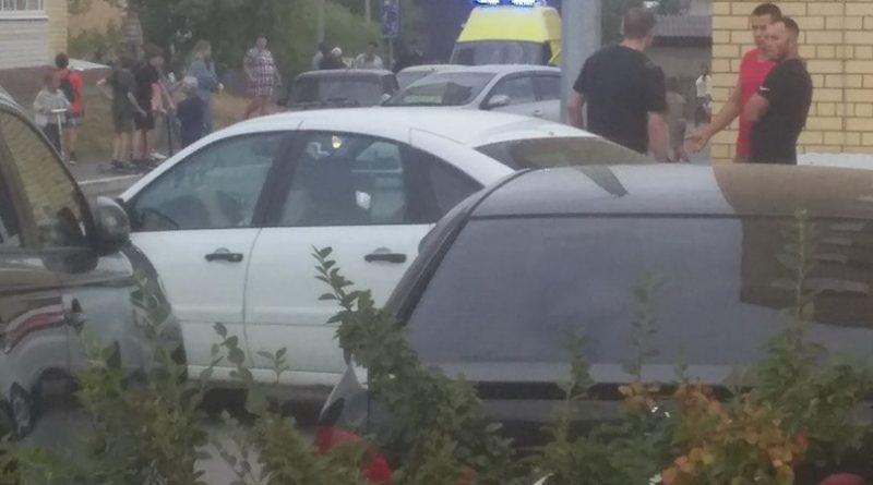 Из окна дома в Боровском выпал трехлетний ребенок