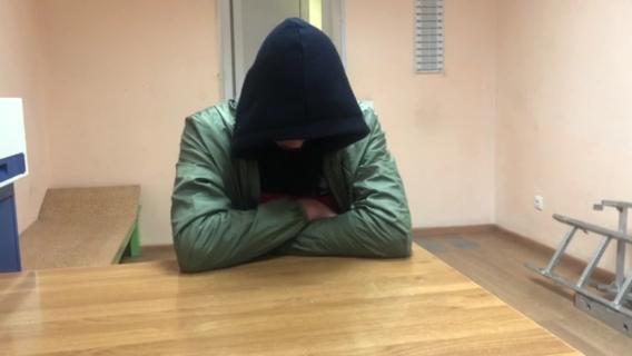"""Задержан неадекватный водитель """"Приоры"""", устроивший замес у бара в центре Тюмени"""