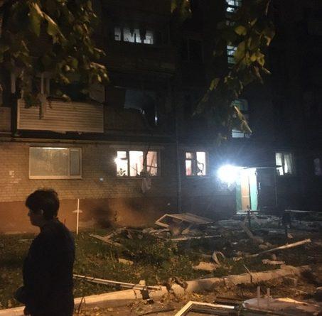 Взрыв в доме на 50 Лет ВЛКСМ в Тюмени. ФОТО, ВИДЕО очевидцев