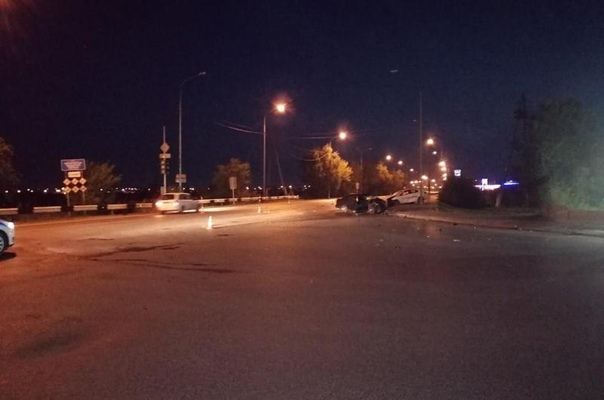 В Тюмени «Ситимобил» стал участником ДТП
