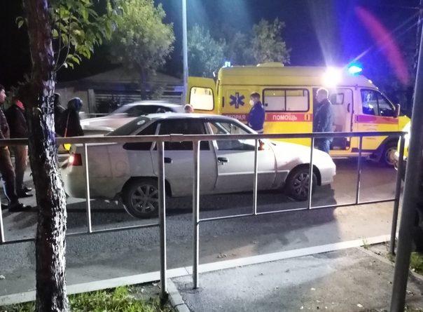 В Тюмени за рулем автомобиля скончался водитель