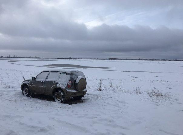 На зимней рыбалке в Вагайском районе утонул глава сельского поселения