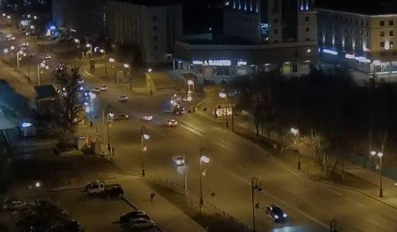 ДТП Республики Горького Тюмень мотоцикл