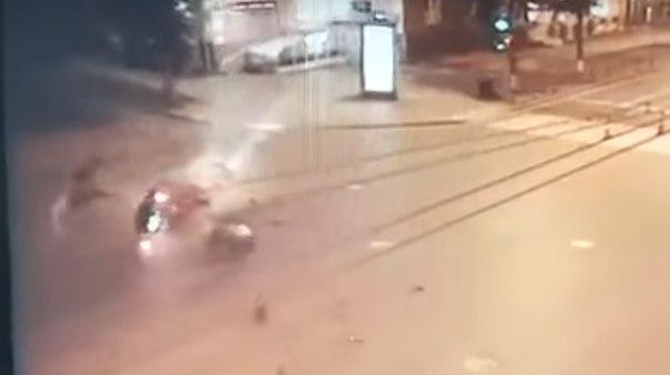 Смертельное ДТп в Перми с мотоциклистом