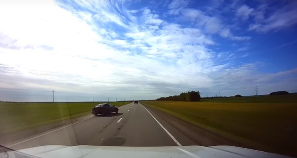Водитель вылетел через окно в Татарстане