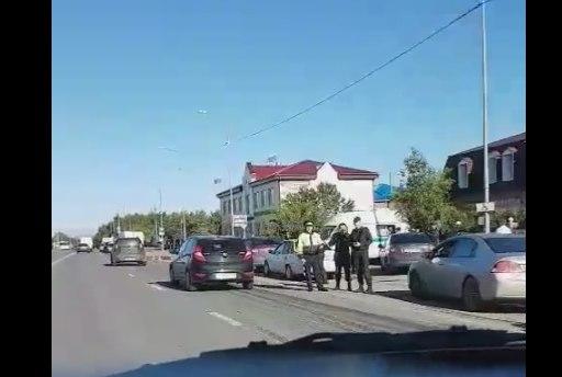 рейд на Дамбовской