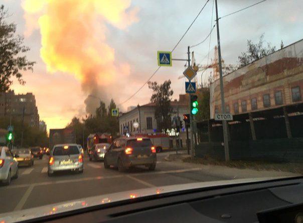 пожар Осипенко