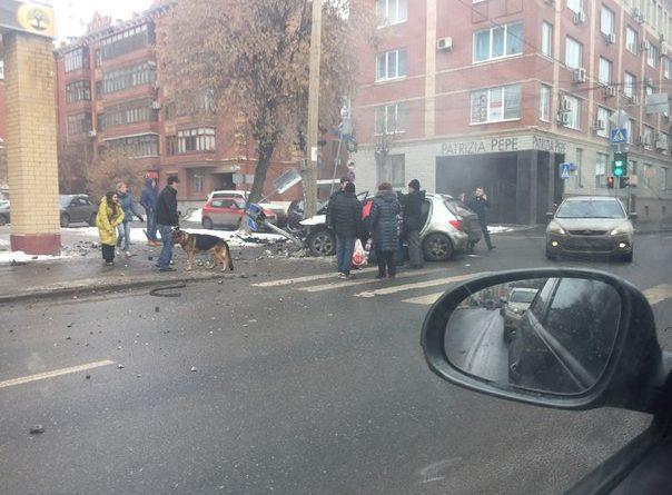 ДТП Челюскинцев