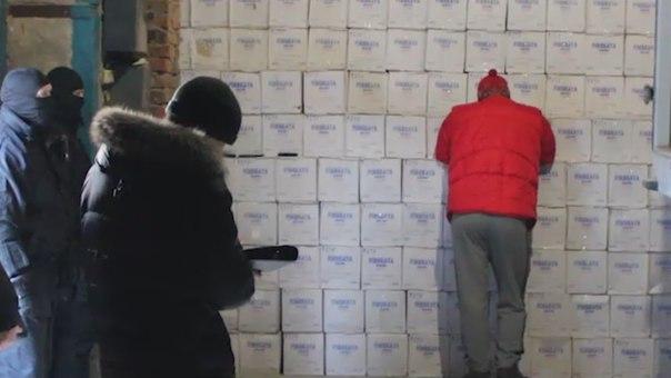 80 тысяч бутылок алкоголя