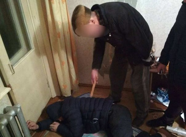 Лесобаза убийство